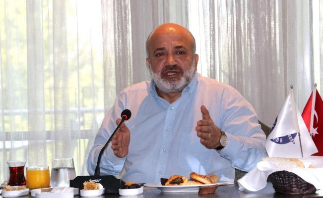 Adana Demirspor'da Murat Sancak görevi bırakıyor