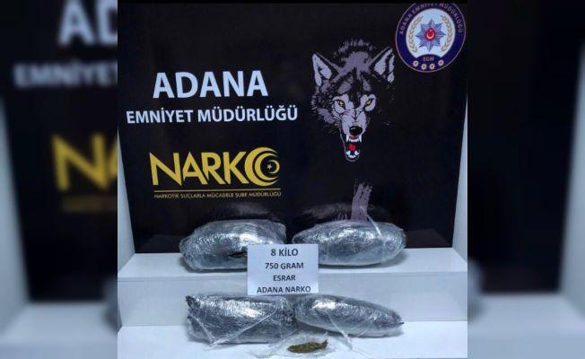 Adana'da 23 torbacı tutuklandı