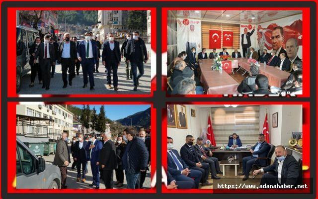 """""""Bahçeli'ye hakaret Türk Milletine vefasızlıktır"""""""