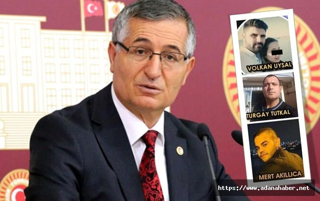 Eski MHP'li VekilÖnlem Aldı, Silahla Geziyor