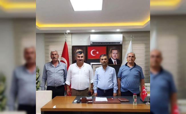 Kozan'da Cumhur İttifakı'ndan esnafa destek
