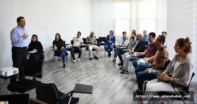 Sarıçam'da Uygulamalı Girişimcilik Eğitim Kursu başladı.