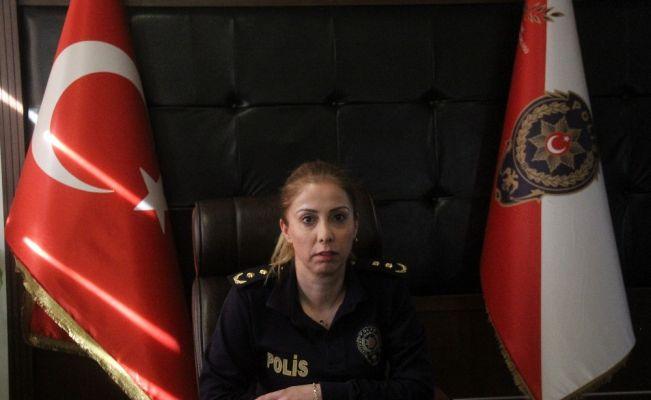 Şehit kızı Çukurova Emniyet Müdürü oldu