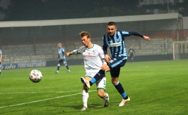 TFF 1. Lig: Adana Demirspor: 1 - Bursaspor: 2