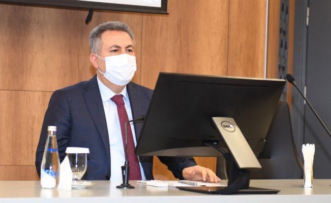 """Vali Elban: """"Vaka sayılarında önemli oranda azalma görüyoruz"""""""