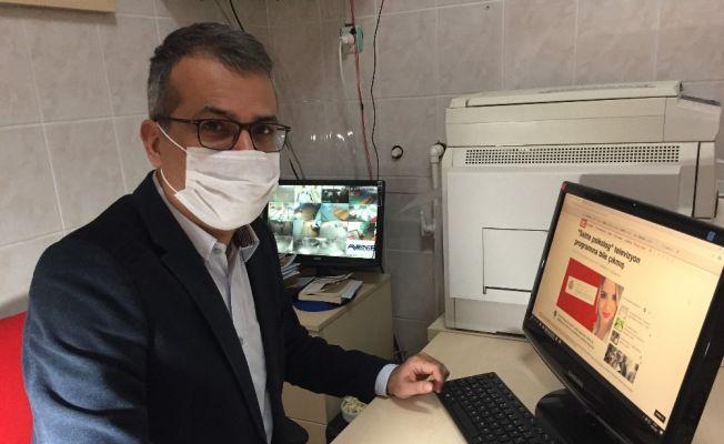Sahte virüs psikologlarına temsili uyarı