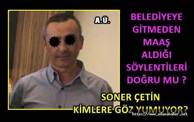 Çukurova Belediyesinde yetim hakkı polemiği