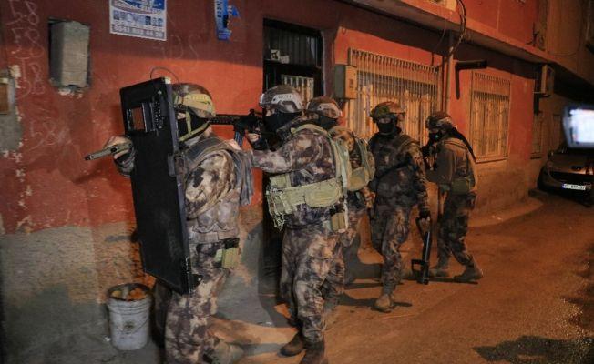 PKK/KCK operasyonunda 25 gözaltı