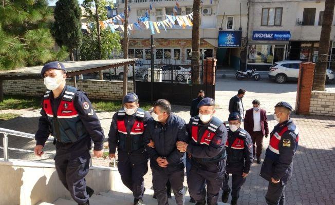Rüşvet operasyonunda serbest kaldılar