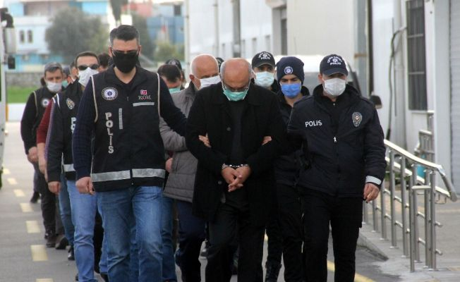 Aile boyu tefecilik yapan şebekeye 6 tutuklama