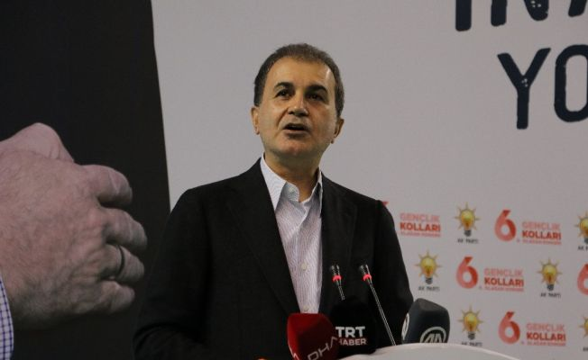 """AK Parti Sözcüsü Çelik: """"Yeni anayasa Türkiye'nin nüfus cüzdanı olacaktır"""""""