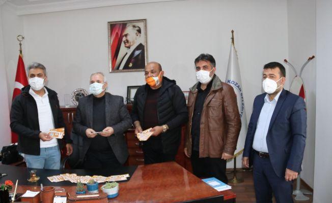 Başkan Özgan'dan Kozanspor'a tam destek