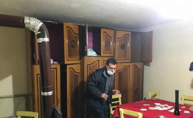 Ceyhan'da kumar baskını