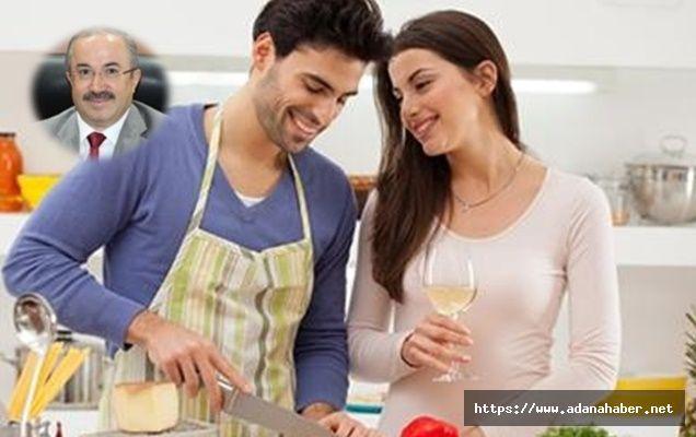 Erkek, Ev İşlerinde Hanımına Yardım Etmeye Mecbur Mudur?
