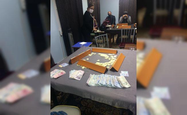 Kumarbazlara 692 bin lira para cezası