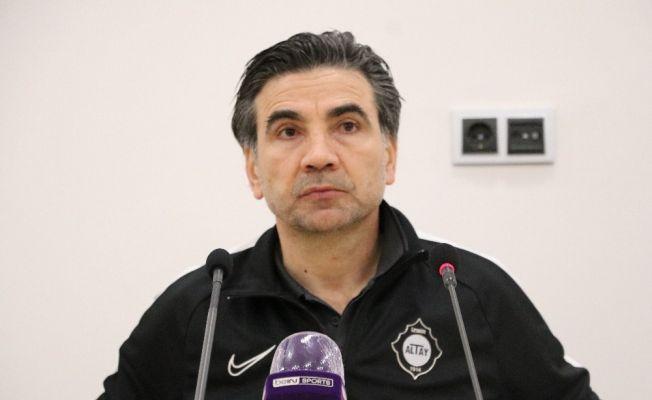 """Osman Özköylü: """"Galibiyeti taraftarımıza armağan ediyoruz"""""""