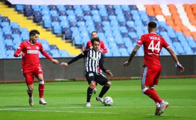 TFF 1. Lig: Adana Demirspor: 0 - Altay: 2 (İlk yarı sonucu)