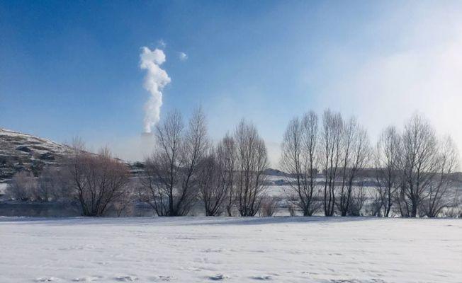 Tufanbeyli Sibirya'ya döndü