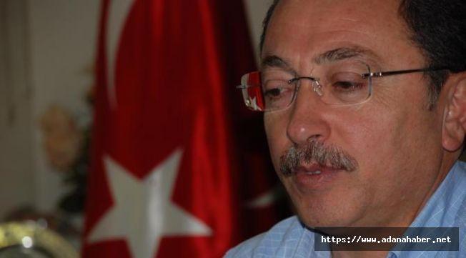 Azim Öztürk'e yurt dışı çıkış yasağı