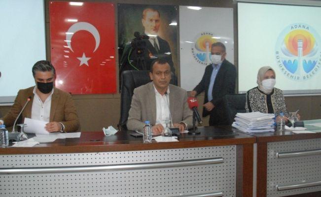 Adana Büyükşehir Belediye Meclisinde 10 madde karara bağlandı
