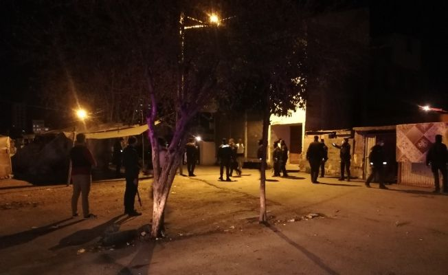 Adana'da silahlı çatışma: 3 yaralı