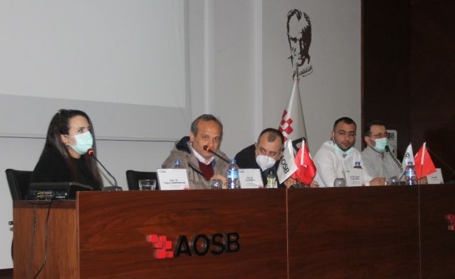 AOSB Elektromekanik Kümelenme İstişare Toplantısı