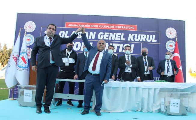 ASKF'de Bozan yeniden başkan