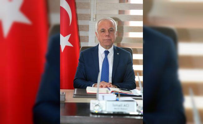 """ATO Meclis Başkanı İsmail Acı: """"Ekonomiye kısa vadeli bakmamalıyız"""""""