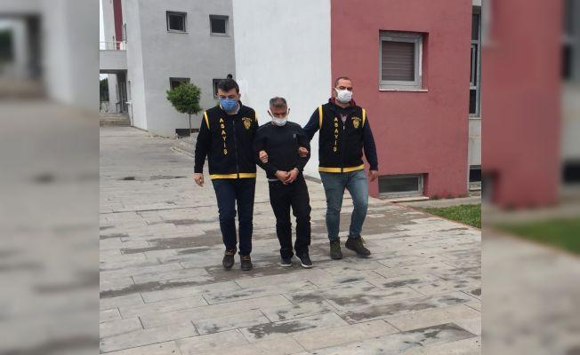 Cezaevi firarisi hırsız yakalandı