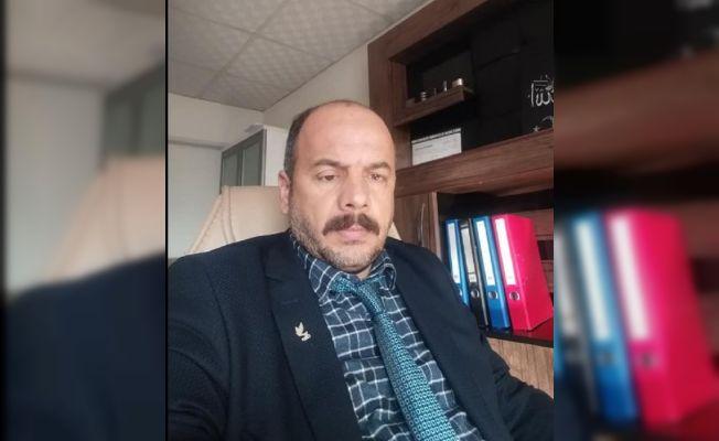 DSP Adana İl Başkanlığına Erhan Saltuk atandı