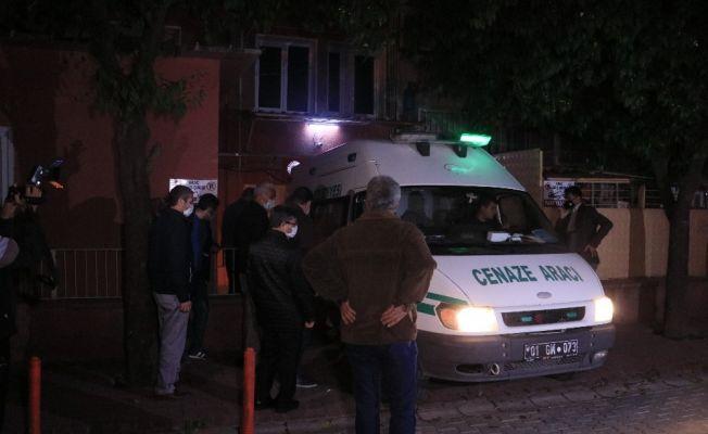 Öldürülen çiftin cenazesi adli tıbba getirildi