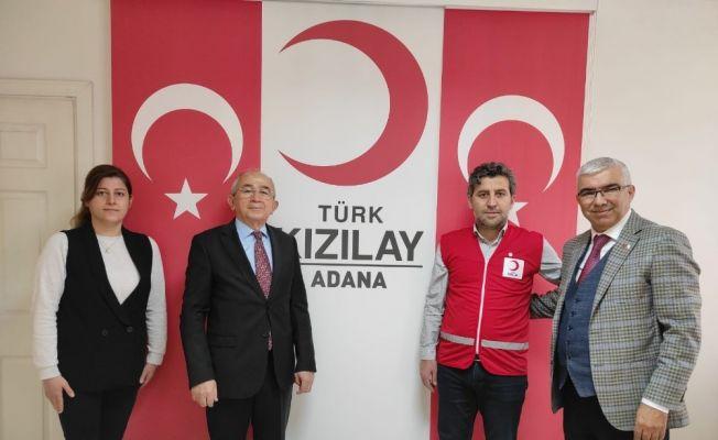 Kızılay Adana Şube Başkanlığına Çolak getirildi