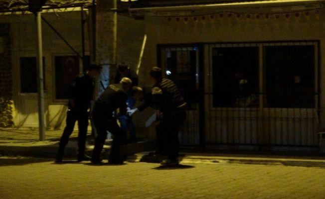 Kozan'da sessizliği silah sesleri bozdu