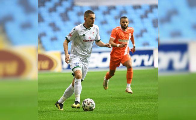 Adanaspor: 0 - Bursaspor: 3