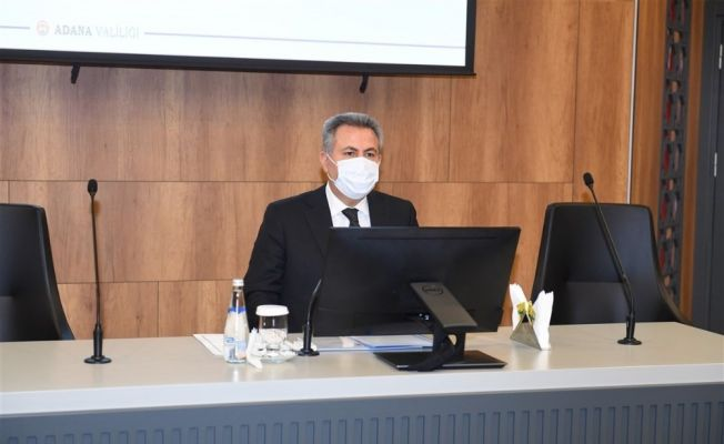"""Vali Elban: """"Yeni kontrollü dönemde denetimlerimiz daha da artacak"""""""