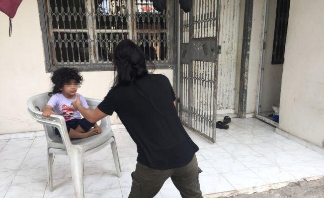 4 yaşındaki kızını evde bırakan anneden hayrete düşüren savunma