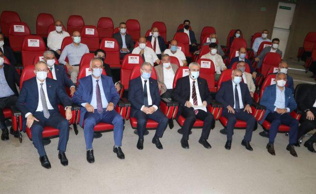 Adana iş dünyasından Biden'e kınama