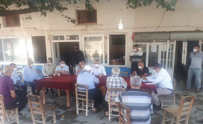 Adana'da kahvecilere 1,5 milyon liralık destek