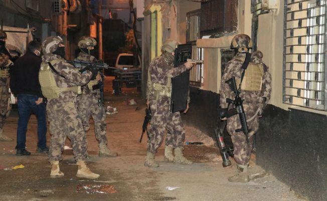 Adana'da şafak vakti DEAŞ operasyonu