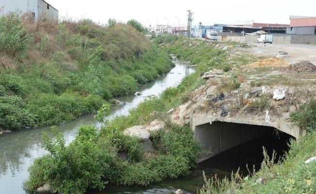DSİ drenaj kanalı ıslah çalışmasıyla taşkınların önüne geçecek