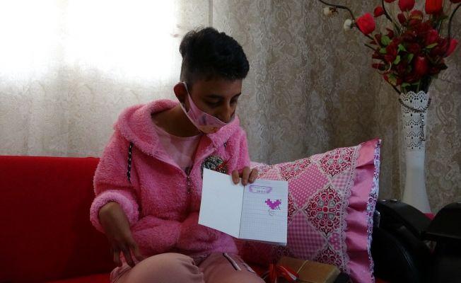 Engelleri aşan kitap sevgisi
