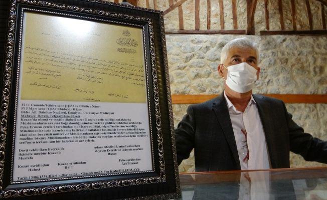 Ermeni zulmünün belgeleri bu çiftlikte sergileniyor