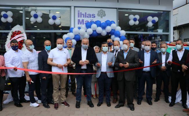 İhlas Mağazası 115'inci mağazasını Adana'nın Yüreğir ilçesinde açtı