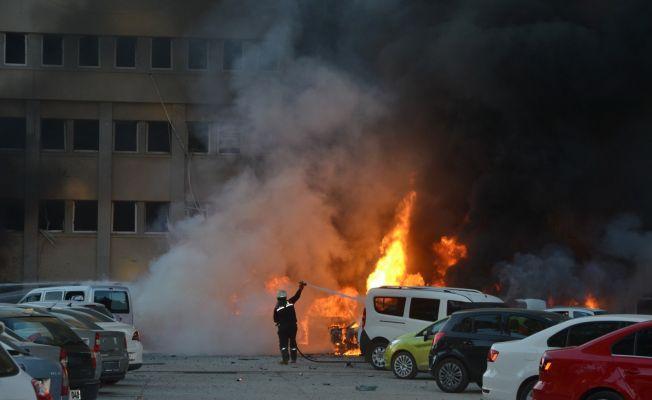 Valilik saldırısındaki bombaları 'halo dayı' getirmiş