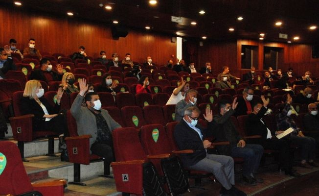 Seyhan'da 2020 yılı faaliyet raporu kabul edildi