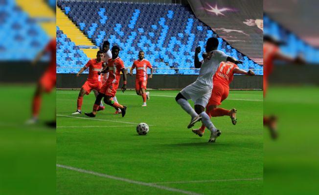 TFF 1. Lig: Adanaspor: 0 - Ümraniyespor: 2