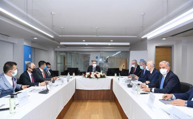 """Vali Elban: """"Adana'nın ekonomik gücü ile istihdam kapasitesini arttıracağız"""""""
