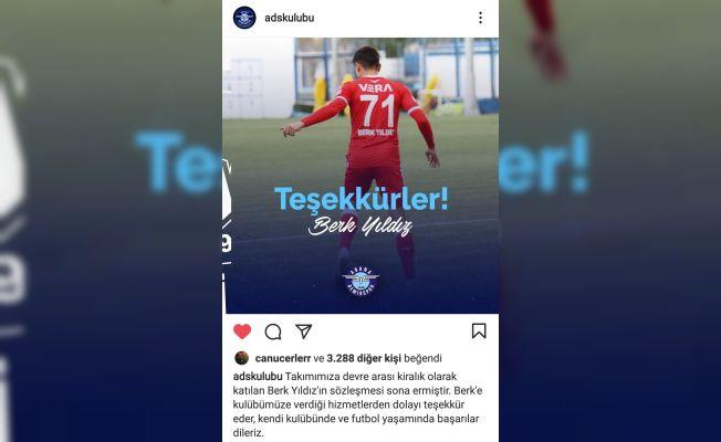 Şampiyon Adana Demirspor'da yaprak dökümü