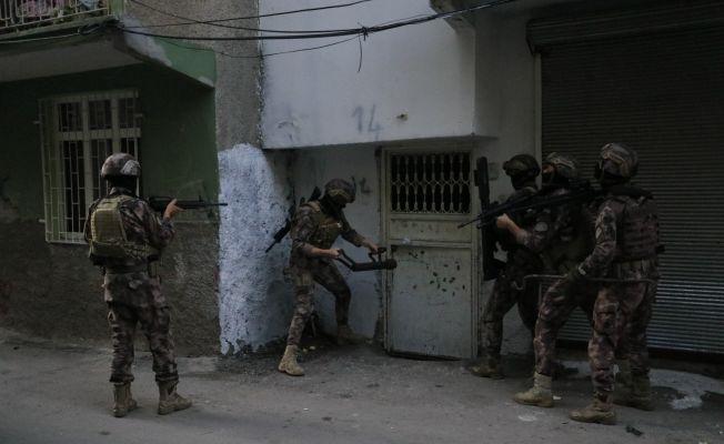 Adana merkezli 3 ilde PKK/KCK'nın siyasi alan yapılanmasına operasyon