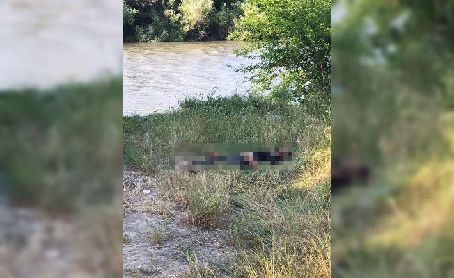 Nehir kenarında esrarengiz ceset